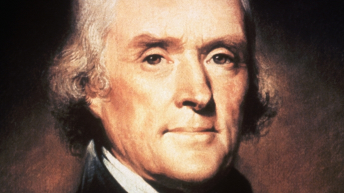 thomas jefferson, virginian, the declaration of independence, 1776, the american revolution, the continental congress
