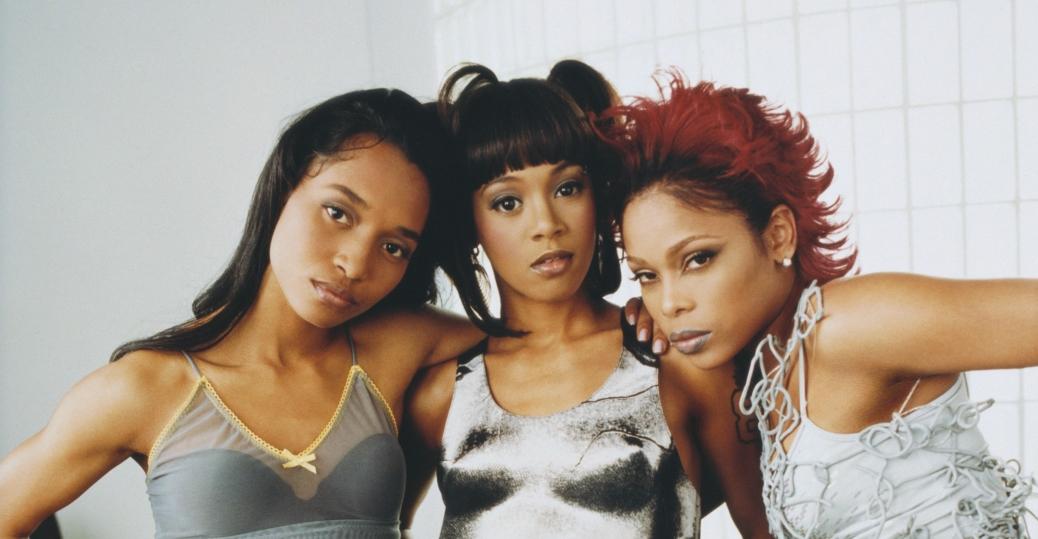 tlc, 1999, rozonda thomas, chilli, lisa lopes, left eye, tionne watkins, t-boz, black history, black women musicians