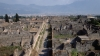 via de mercurio, pompeii, blocks of lava, heavy stone, roman roads, straight paths, ancient rome, rome, roman architecture and engineering