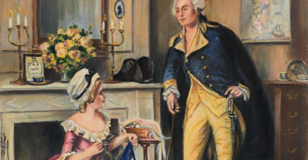 pennsylvania, seamstress, betsy ross, 1776, united states, united states flag, george washington
