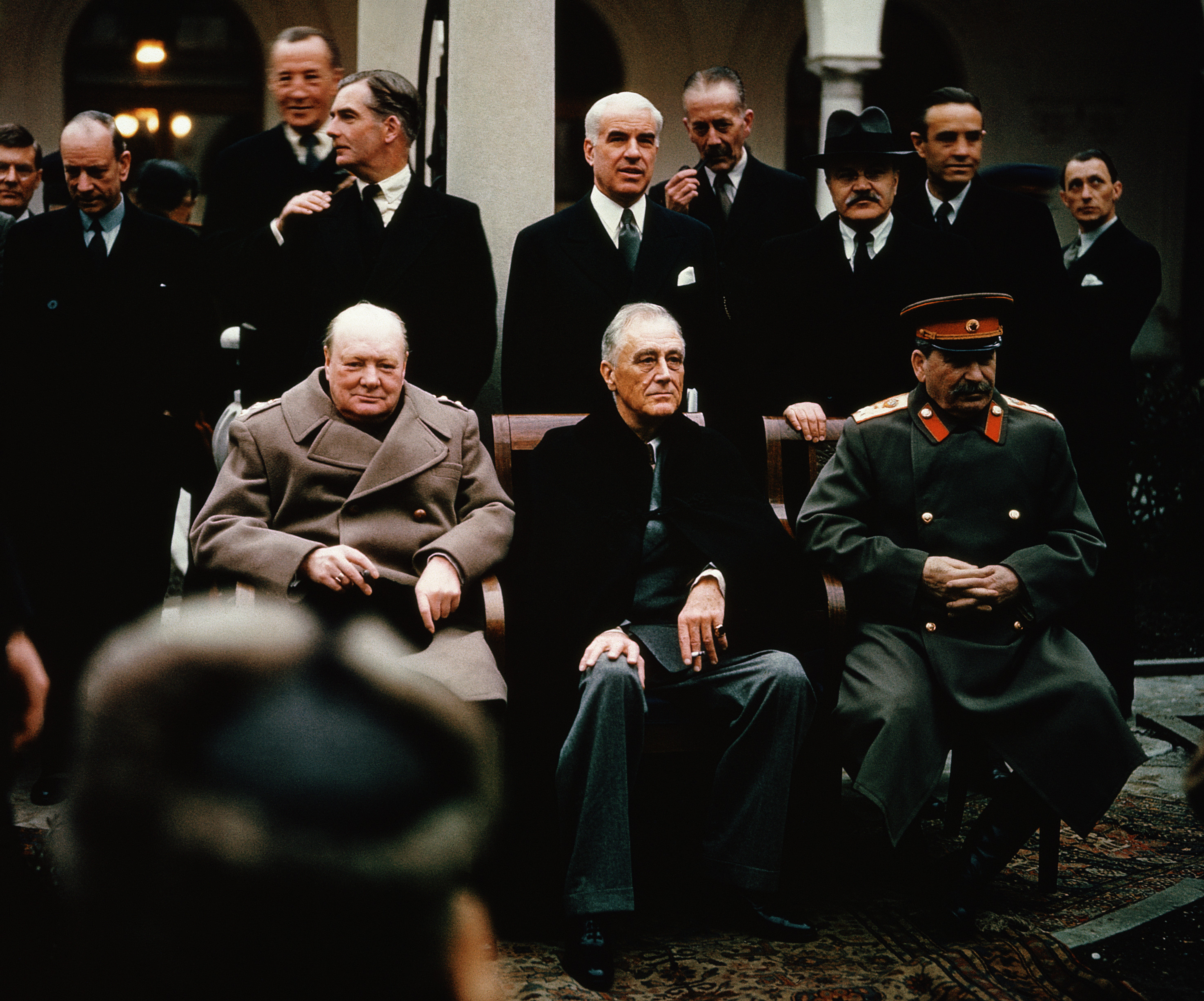 File:The Yalta Conference, Crimea, February 1945 TR282jpg