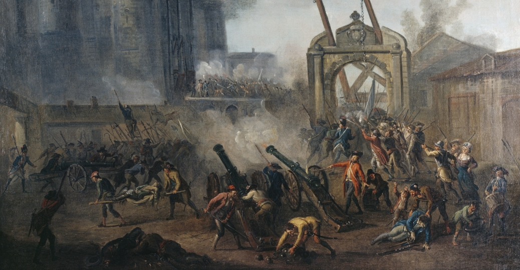 this-painting-the-capture-of-the-bastille-hangs-in-the-m-2 ...