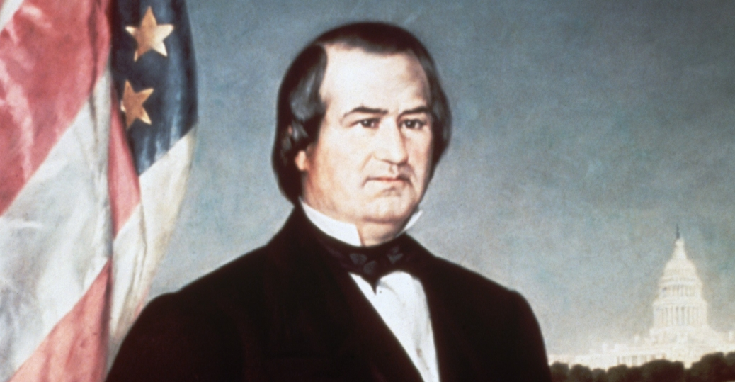 andrew johnson, the 17th president of the united states, presidents of the untied states, civil war to great depression presidents