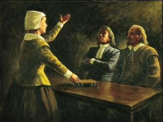 an introduction to the history of the massachusetts bay colony Arriving in new england, the puritans established the massachusetts bay colony in a town they named boston life was hard, but in this stern and unforgiving place they were free to worship as they chose the bible was central to their worship their church services were simple the organ and all musical.
