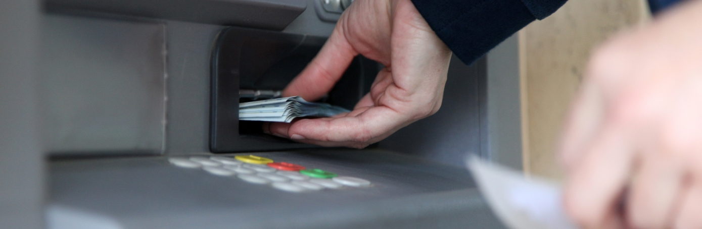 """history of automated teller machine The machine, possibly the first atm ever developed, inspired the  museum of american history, wetzel noted that """"it was a cash dispenser only, not a full atm."""