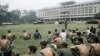 south vietnamese soldiers, saigon, presidential palace, the vietnam war, the fall of saigon