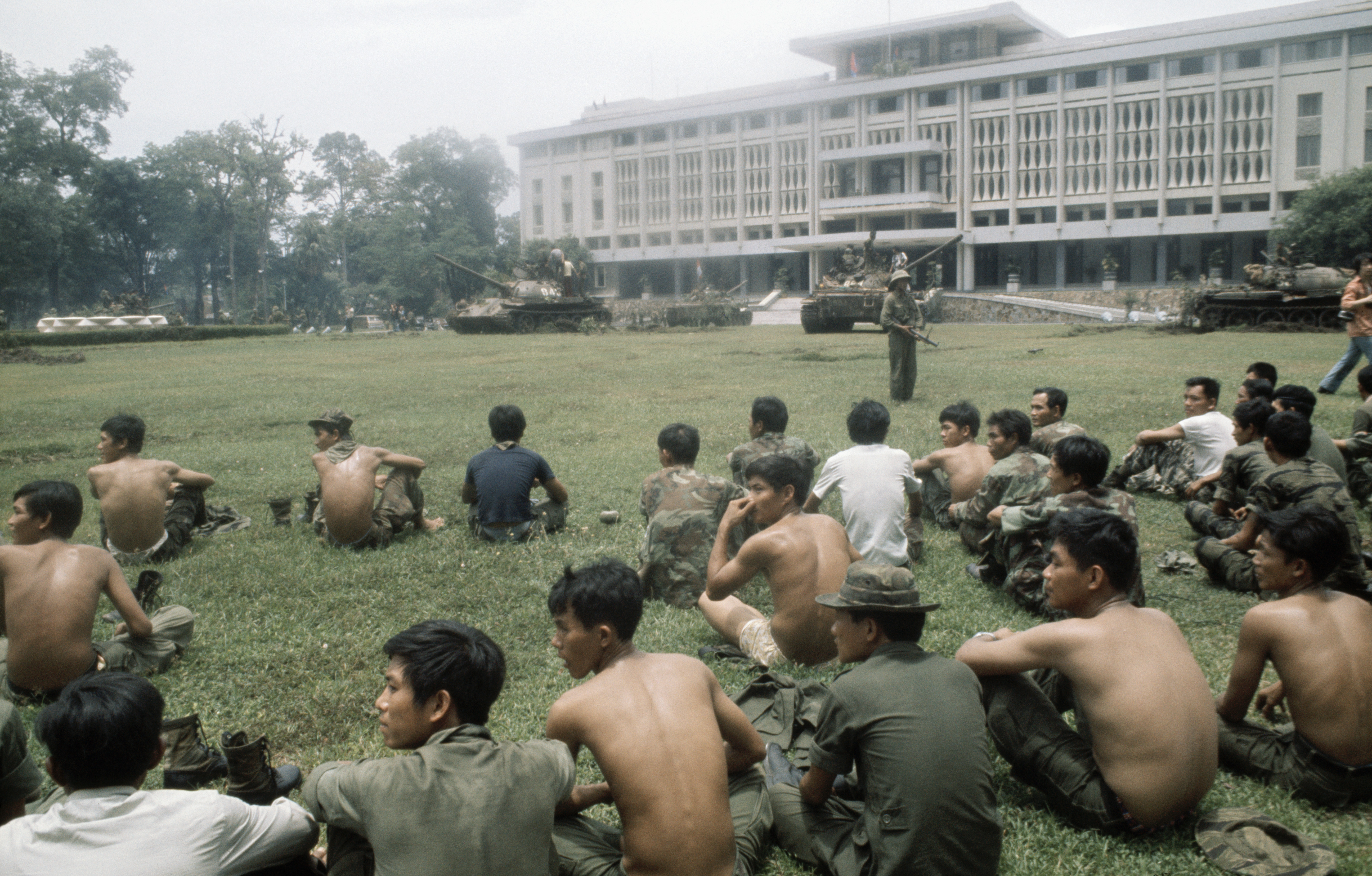 vietnam war april 30th 1975 most remembered day war The vietnam war [a 2] was a cold war military conflict that occurred in vietnam, laos, and cambodia from november 1, 1955[a 1], to april 30, 1975 when saigon fell this war followed the first indochina war and was fought between north vietnam, supported by its communist allies, and the government.