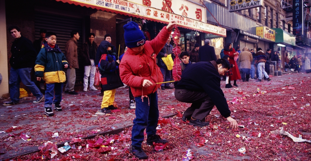 chinese new year, new year traditions, holidays, manhattan, new year celebrations