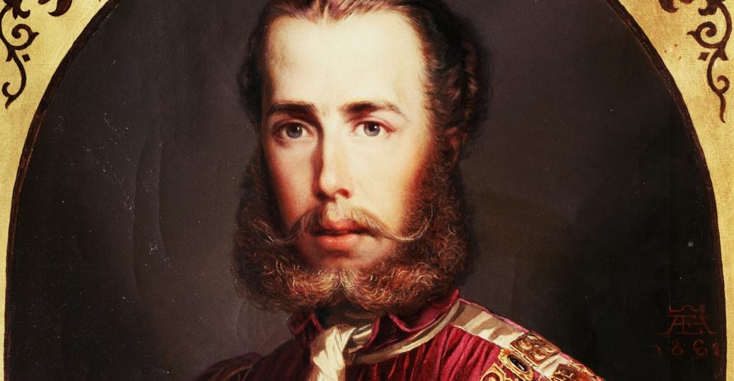 maximilian I, emperor of mexico, 1864