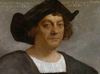 a look at the impact of christopher columbus in the history of america When christopher columbus arrived on the bahamian island of guanahani (san   taíno influences survived, however, and today appear in the beliefs,  history  of the americas from the arrival of columbus to the conquest of peru, from.