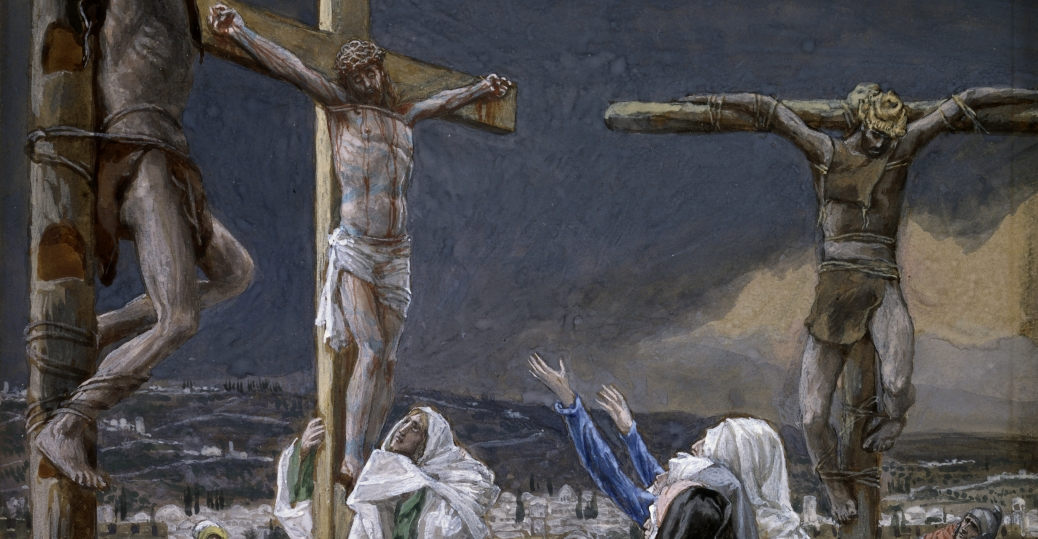 james tissot, the crucifixion, easter