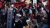 vietnam war, anti-war protests, 1968 democratic convention, chicago, Illinois, president lyndon b. johnson, vice president hubert humphrey