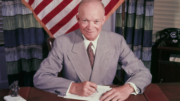 dwight d. eisenhower, 34th president of the united states, presidents: world war II to today, presidents of the united states