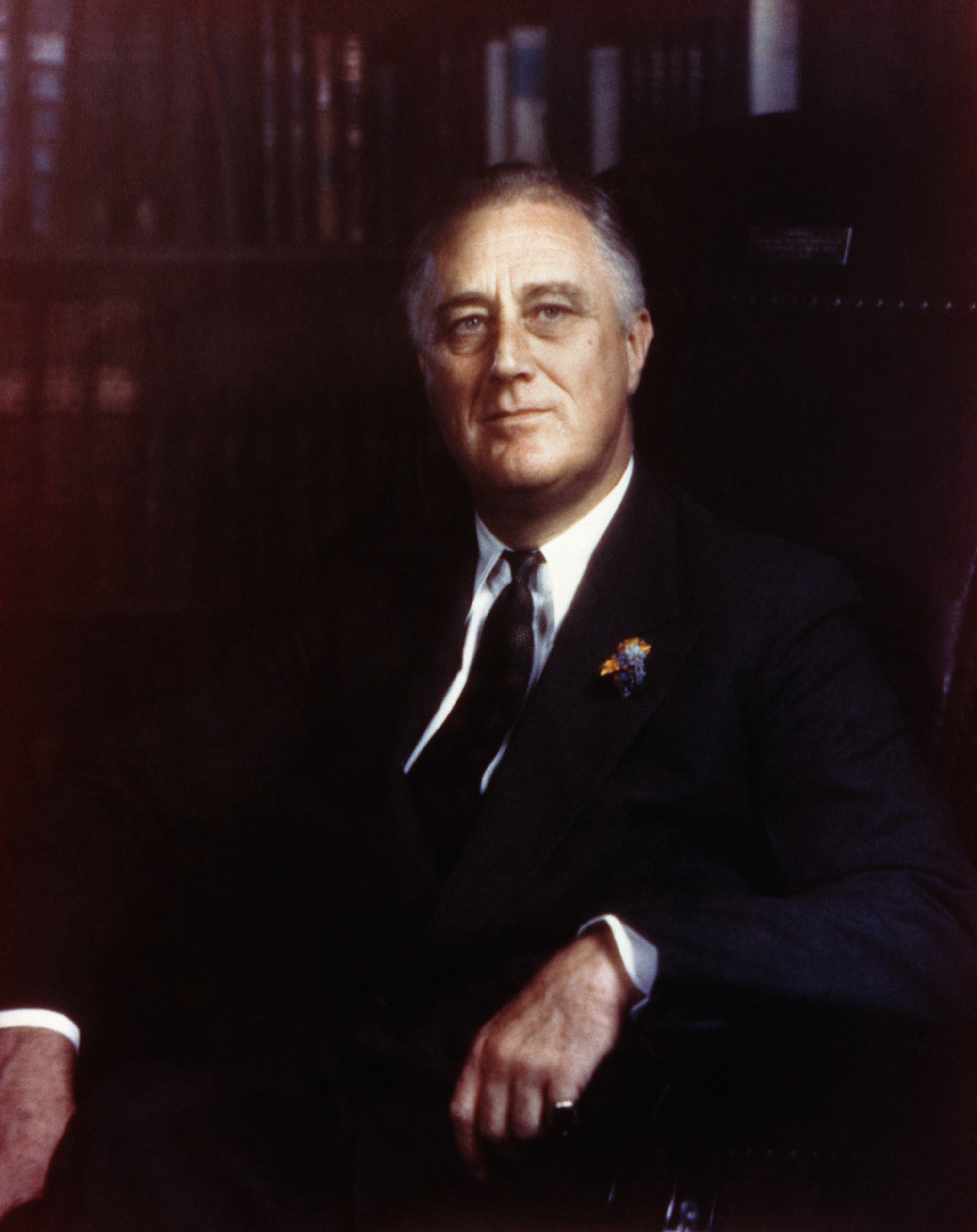 an introduction to the political changes in the united states in the 1930s and franklin roosevelt Fdr's response to the great depression and the economy in the united states franklin d roosevelt's political and ideological.