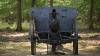 field gun, u.s. marines, 1918, battle of belleau wood, world war I, world war I battle, world war I technology