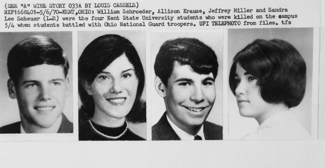 Image result for kent state riot 1970