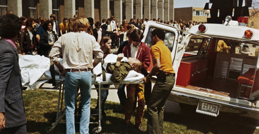 kent state protests, the vietnam war, anti-war protests, the national guard