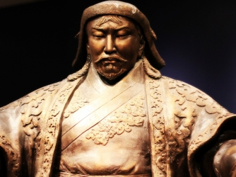 an introduction to the mongol empire The mongol empire existed during the 13th and 14th centuries and was the largest land empire in history the empire unified the nomadic mongol and turkic tribes of.