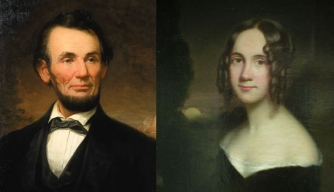 Abraham Lincoln and Sarah Josepha Hale