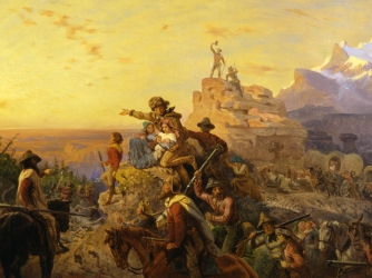how performed your usa expresses attain manifest destiny
