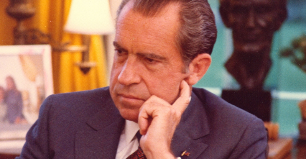 richard nixon, 37th president of the united states, presidents: world war II to today, presidents of the united states