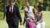 president barack obama, michelle obama, malia obama, sasha obama, the obama family, presidents and their children