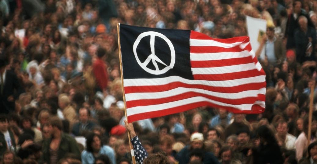 anti-war protests, the vietnam war, 1973