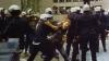 peace demonstrators, the civil disturbance unit, washington metropolitan police department, anti-war protests, george washington university, 1971