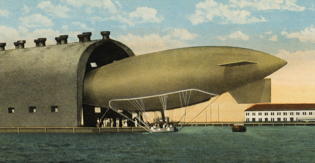 u.s. army balloon, world war I, world war I technology