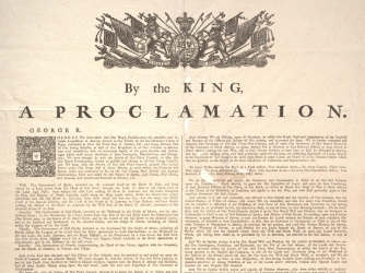 Proclamation of 1763 - Native American History - HISTORY.com