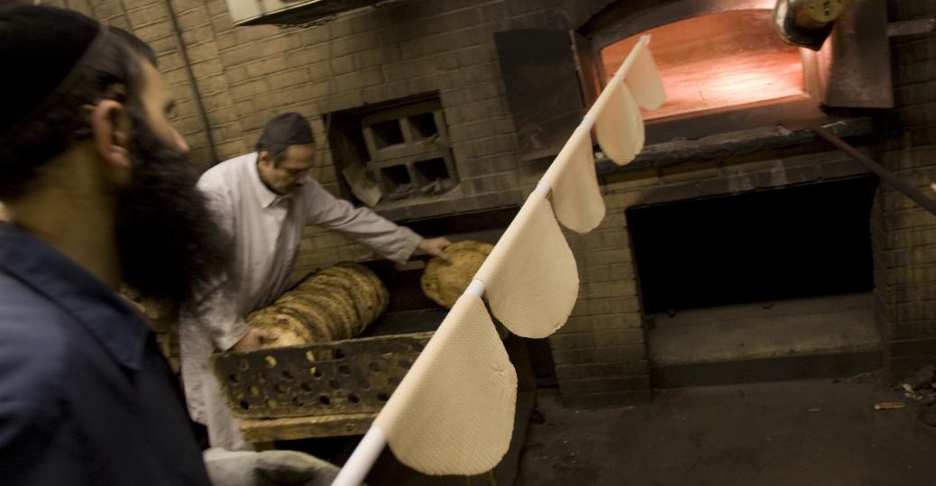 pupa and zehlem bakery, brooklyn, matzo, passover