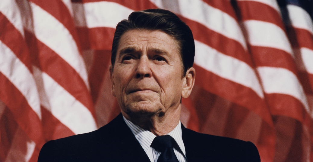 ronald reagan, 40th president of the united states, presidents: world war II to today, presidents of the united states