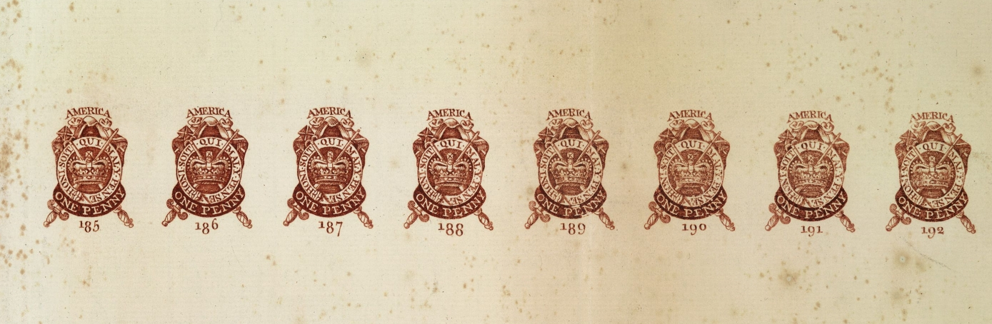Image result for the stamp act