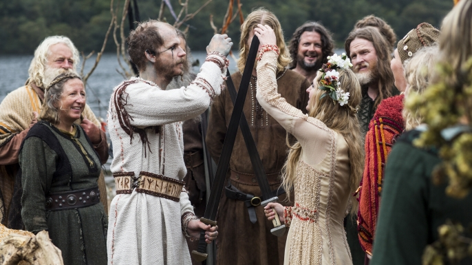 Viking Wedding Traditions Ideas 2018