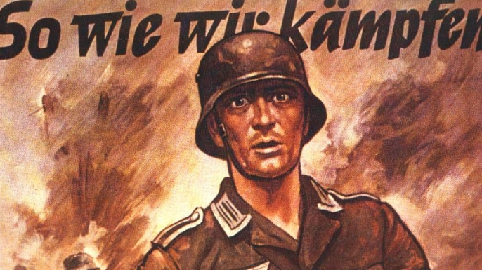 """a history of propaganda battles in world war ii Art of war: world war ii propaganda highlight new fdr exhibit  crafted to rally  americans on the home front as the military engaged in battle abroad  the art  of war"""" exhibit builds on that history with colorful posters that."""