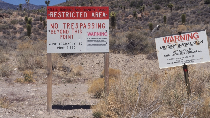 What goes on at Area 51? - Ask History