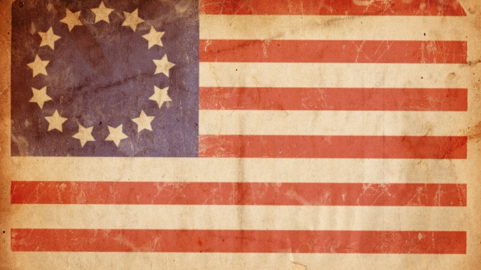 did betsy ross really make the first american flag