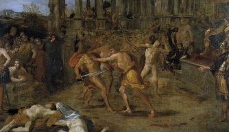 Did gladiators always fight to the death?
