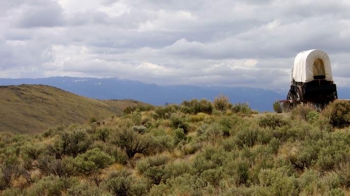 oregon trail, westward expansion