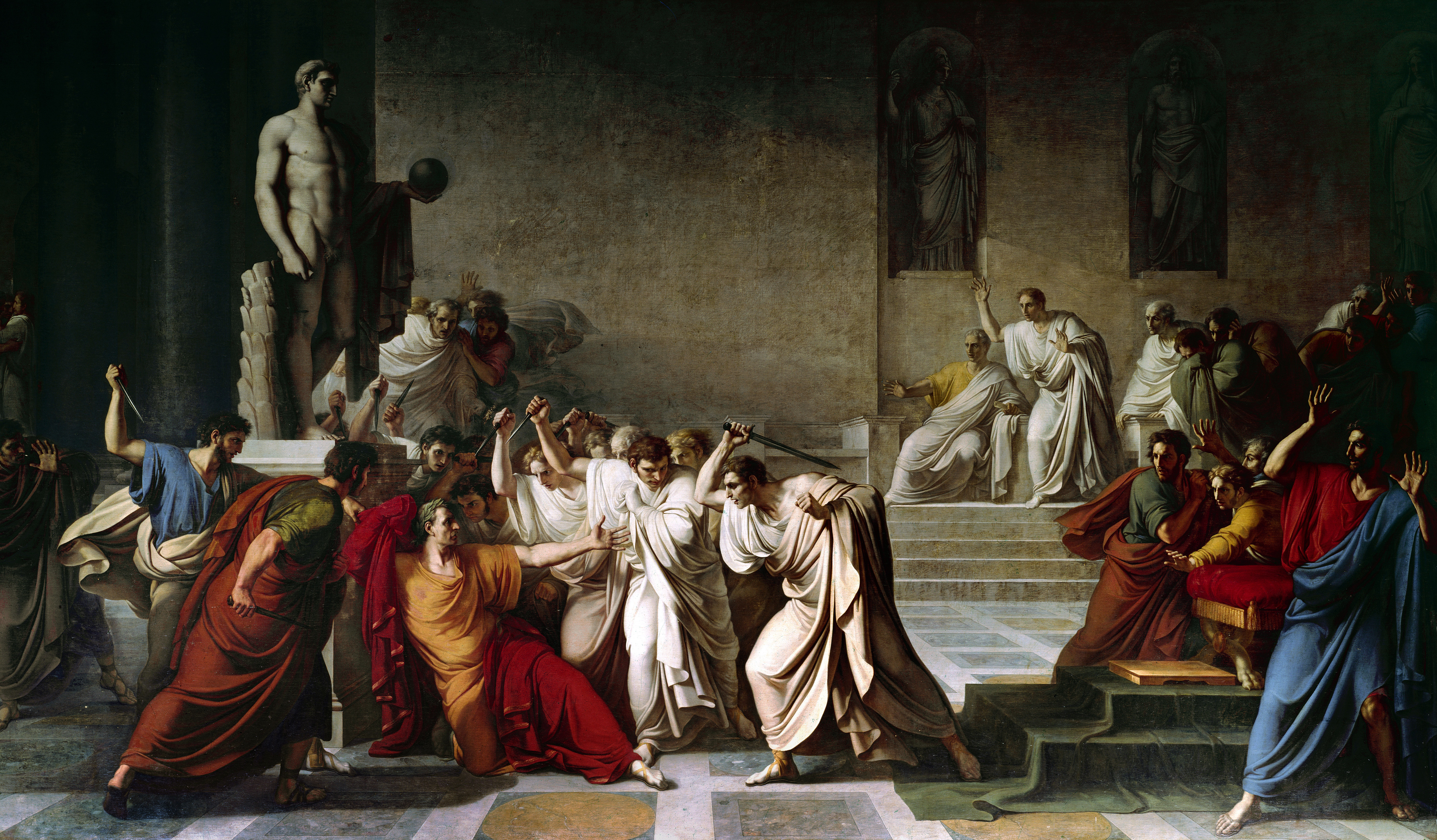 Ides Of March News: Beware The Ides Of March. But Why?