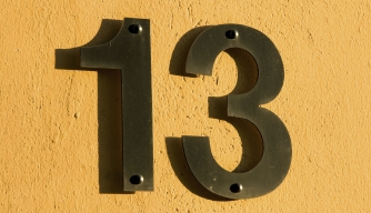 What's so unlucky about the number 13?