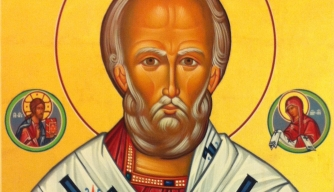 Who was St. Nicholas?
