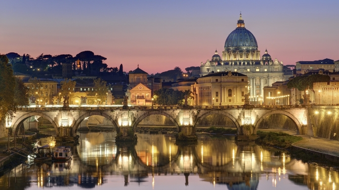 geography, the vatican, demographics