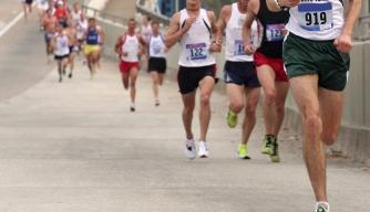 Why is a marathon 26.2 miles?