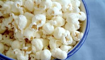A History of Popcorn