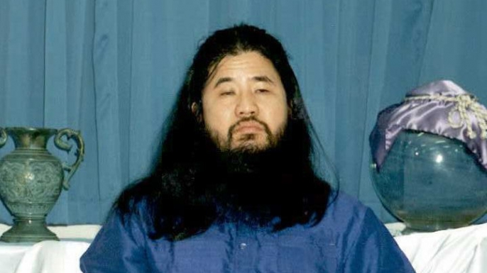 a history of the japanese religious cult aum shinri kyos attack in tokyo commuter trains The former leader of a japanese doomsday cult that carried out a sarin gas attack on the tokyo subway in 1995, has been executed chizuo matsumoto, who went by the name shoko asahara, was the.