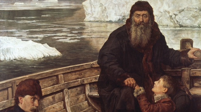 Henry Hudson and the Discovery Mutiny