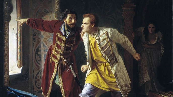 Capture of False Dmitry