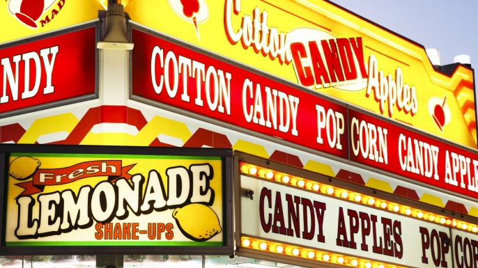 HUNGRY Foods of the World's Fairs