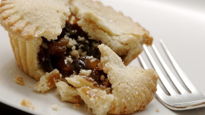 HUNGRY Mincemeat: It's What's for (Christmas) Dinner